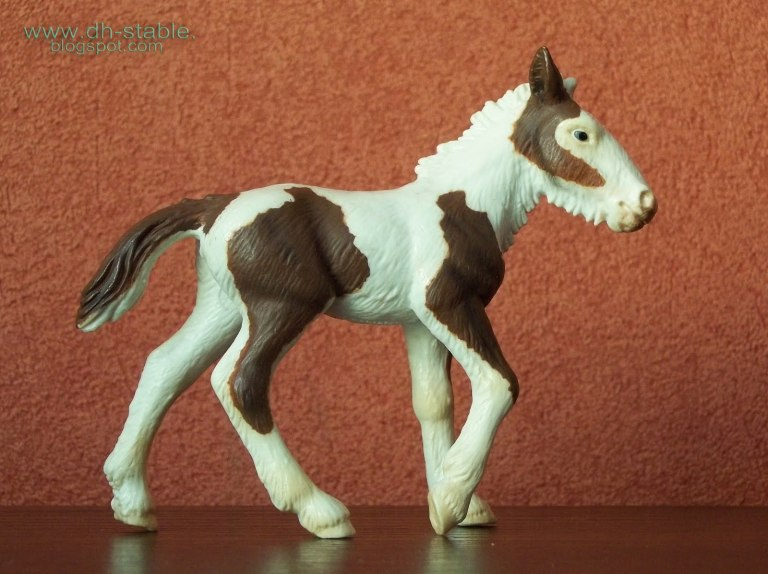 Image result for schleich gypsy vanner or tinker horse