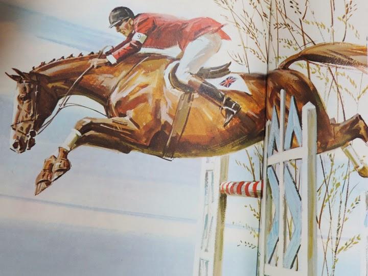 Image result for sam savitt horses
