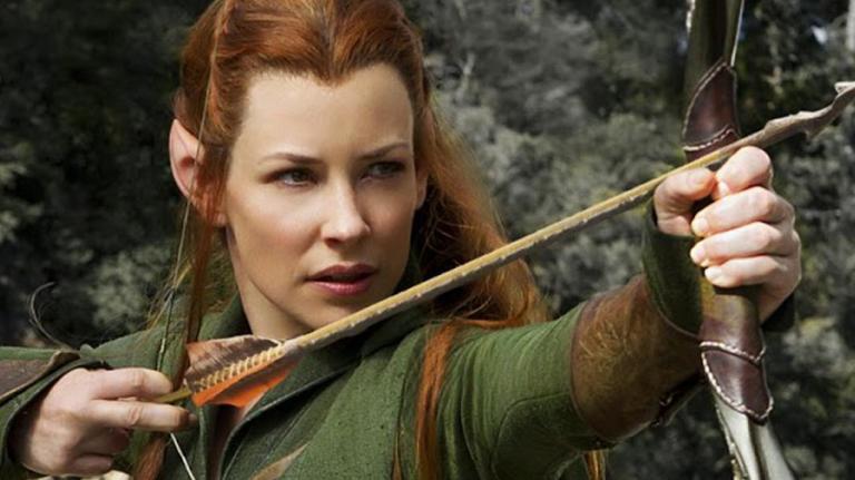 Image result for tauriel hobbit
