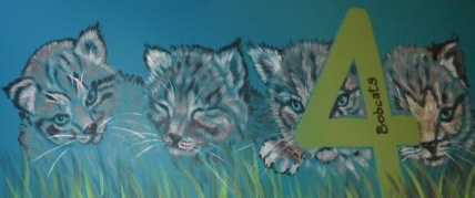 4 bobcats
